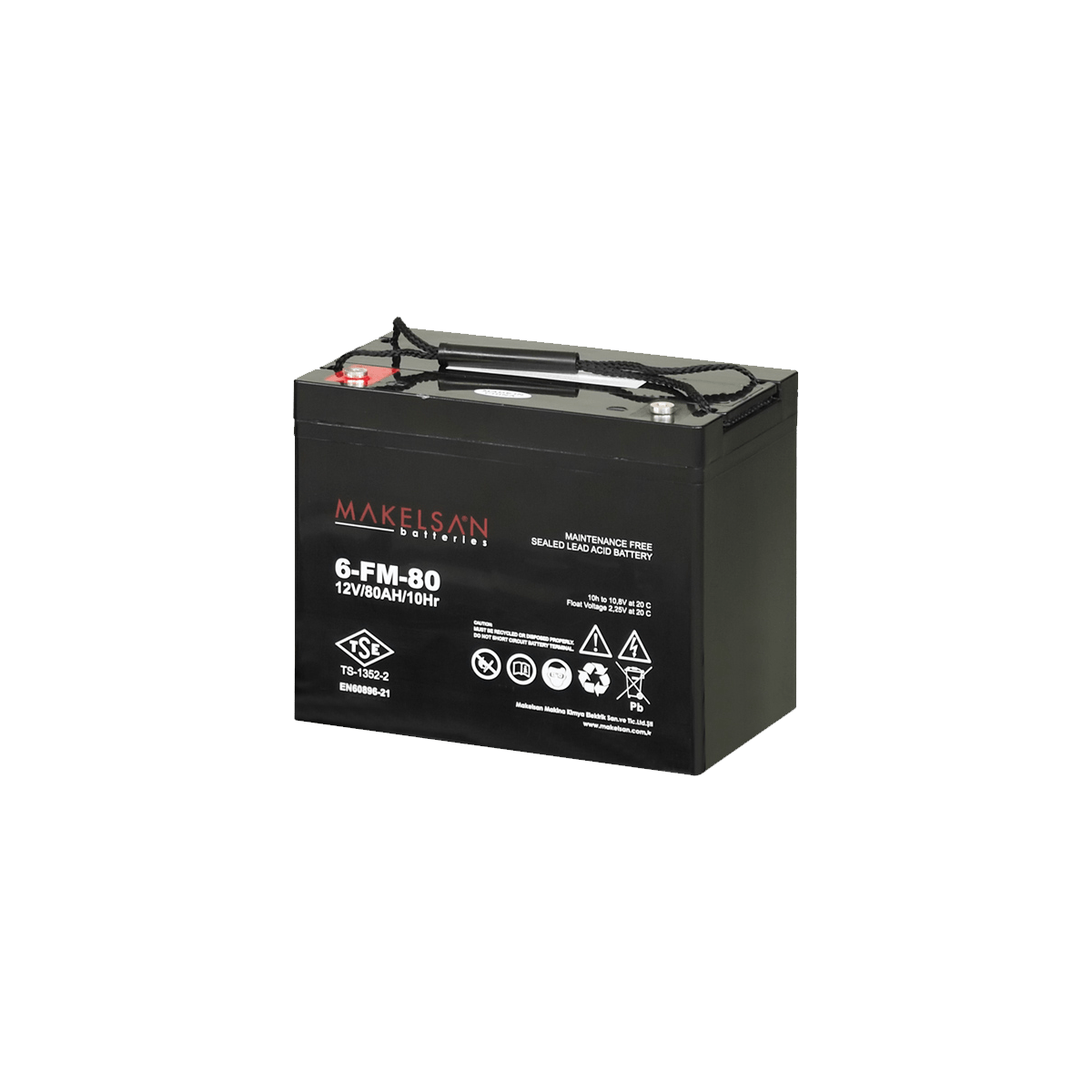 باتری یو پی اس ۶-FM SERIES 12V 4.5Ah-200Ah AGM VRLA BATTERY