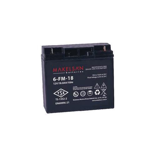 باتری MAKELSAN 6-FM-18