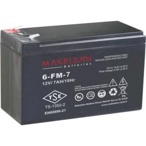 باتری MAKELSAN 6-FM-7