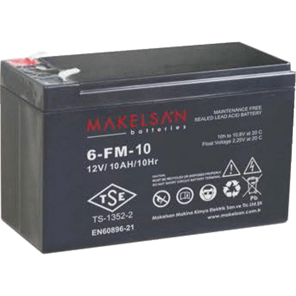 باتری MAKELSAN 6-FM-10