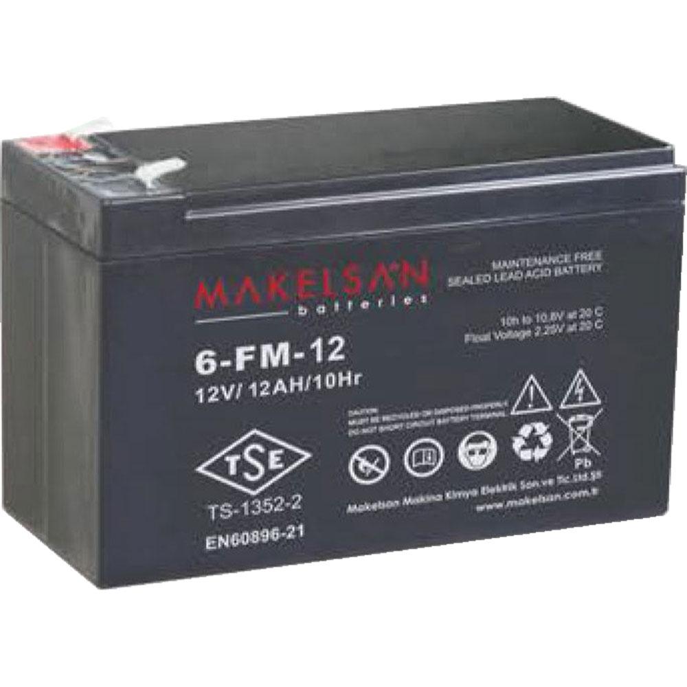 باتری MAKELSAN 6-FM-12