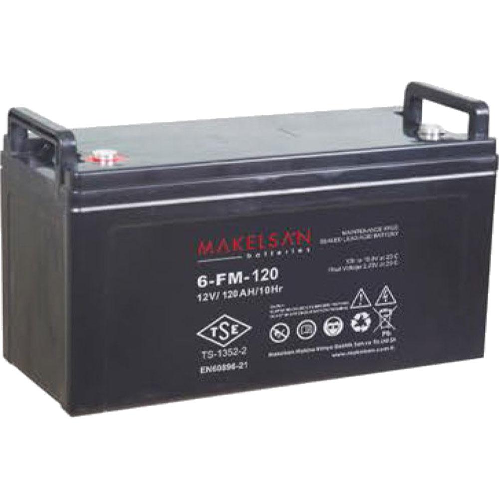 باتری MAKELSAN 6-FM-120