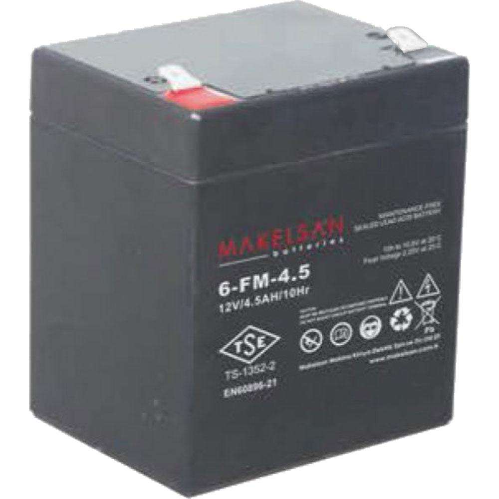 باتری MAKELSAN 6-FM-4.5