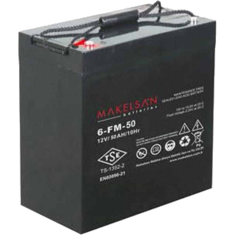 باتری MAKELSAN 6-FM-50