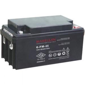 باتری MAKELSAN 6-FM-65