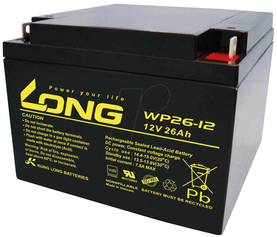 باتری LONG WP_26