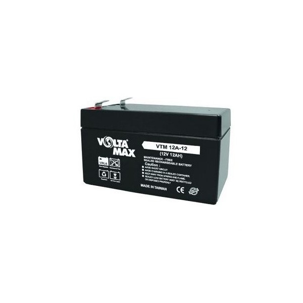 باتری VOLTAMAX VTM-12