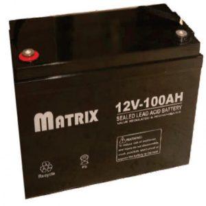 باتری یو پی اس ماتریکس