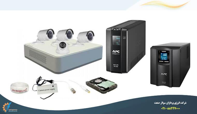 راهنمای خرید-یو-پی-اس-دوربین-مدار-بسته